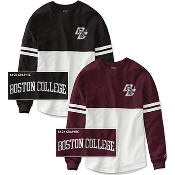 Boston College Women's Ra Ra Long Sleeve T-Shirt