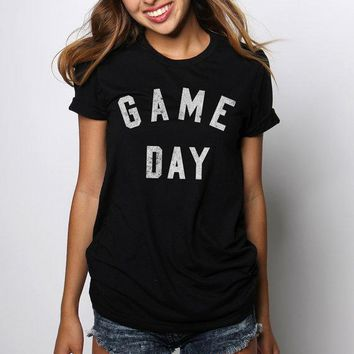 Game Day,  T-Shirt (Small-XXXL)