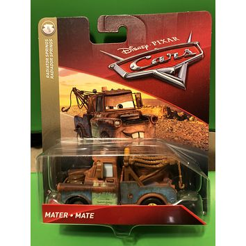 Disney Cars 3 Diecast 1:55 Scale 2018 Mater