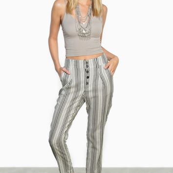 ShopSosie Style : Down The Line Pants
