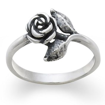 James Avery Small Rose Ring | Dillard's