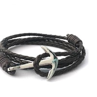 Wristband Charm Braclet For Male