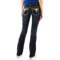 jcpenney - Soundgirl Embellished-Pocket Bootcut Jeans - jcpenney