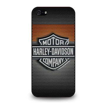 HARLEY DAVIDSON COMPANY iPhone 5 / 5S / SE Case Cover