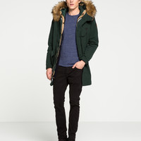 Military Style Winter Parka