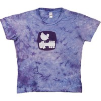 Woodstock  Woodstock Dove Junior Top Purple