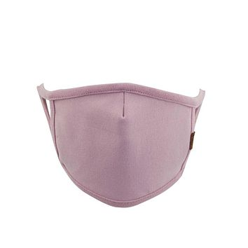 C.C. Fabric Face Mask - Pink