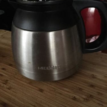 Mr. Coffee 8-Cup Stainless Steel Double-Walled Thermal Carafe Accessory