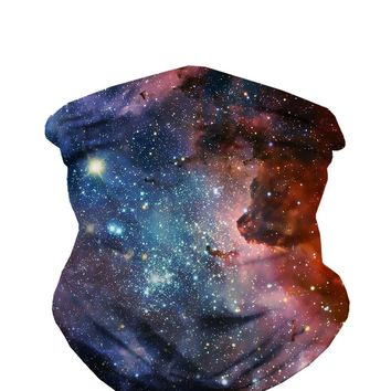 Milky Way Seamless Mask Bandana