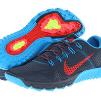 Nike Zoom Terra Kiger Armory Navy/Blue Hero/Atomic Red/Challenge Red - Zappos.com Free Shipping BOTH Ways