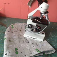 Microscope Dust Cover