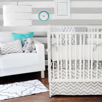 Retro Baby Bedding