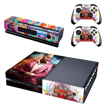 Far cry 4 console xbox one skin sticker