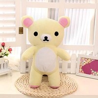 "11.8"" White Rilakkuma Bear Plush"