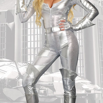 Sexy Space Girl Costume