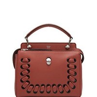 Fendi women's leather shoulder bag original red