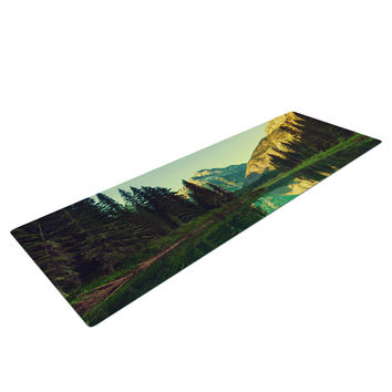 Evergreen Journey Yoga Mat