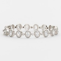 Women's Freida Rothman 'Raindrop' Hinged Bangle Bracelet