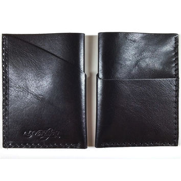 Slim Card Case (Black)