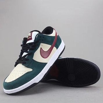 Trendsetter Nike Dunk Sb Low Pro Iw  Women Men Fashion Casual  Low-Top Old Skool Shoes