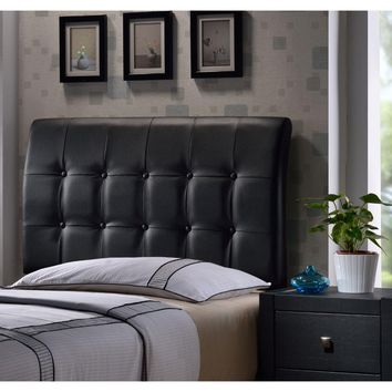 1281-670 Lusso Headboard Set - King