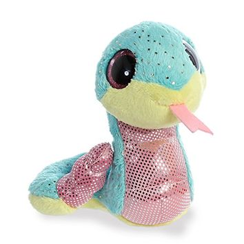 Aurora World Yoo Hoo & Friends Shakers Rattle Snake Plush
