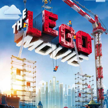 The LEGO Movie 11x17 Movie Poster (2014)