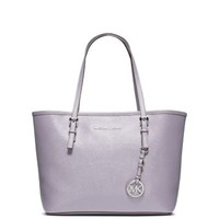 Jet Set Travel Saffiano Leather Small Tote | Michael Kors