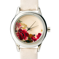 Accessorize | Accessorize Ladies Floral Print Watch at ASOS