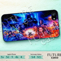 Star Wars iPhone 4s case Star Wars Character iPhone case iphone 4 case iphone 4s case iphone 5c case Hard or Soft Case-STW05