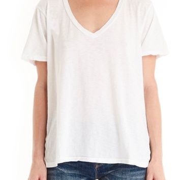 Michael Stars V-Neck Supima® Cotton Tee | Nordstrom
