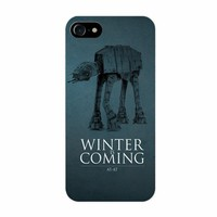 Star Wars Game Of Thrones case for Samsung Galaxy s5 s6 s7 edge s4 wint coming Phone Cover for iphone 5s 6 6s 7 plus BB-8 cases