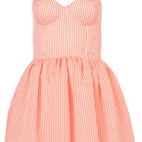 Fluro Bralet Dress by Boutique - New In This Week  - New In  - Topshop