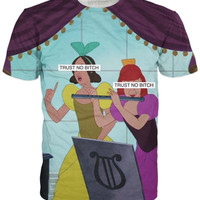 Trust No Bitch Evil Stepsisters T-Shirt