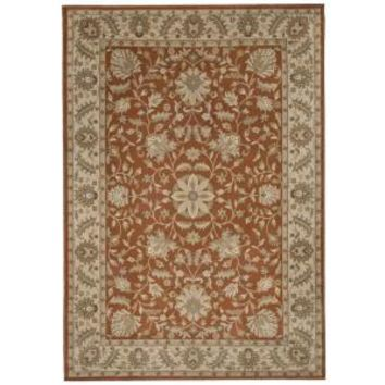 Orian Rugs, Bursa Leather 6 ft. 7 in. x 9 ft. 8 in. Area Rug, 242782 at The Home Depot - Mobile