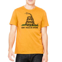 Don't Tread on Anyone Gadsden Graphic T-Shirt