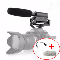 Ulanzi Takstar SGC-598 Photography Interview Microphone for Youtube Vlogging Video Shotgun MIC for Nikon Canon DSLR mic sgc 598