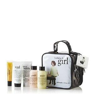 Amazon.com: Philosophy The Birthday Girl Gift Set (5 Piece): Beauty