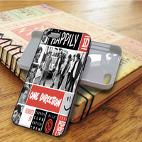 One Direction Best Song Ever Art Collage iPhone 5C Case