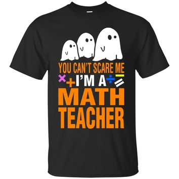 Math Teacher Costume Women T-Shirt