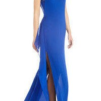 RUNWAY NIKKO OPEN-BACK DRESS