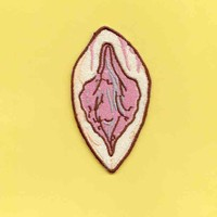 SWEET LORD O'MIGHTY! HOLY VAGINA PATCH