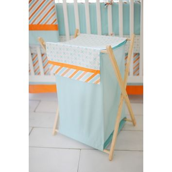 My Baby Sam Penny Lane Hamper (Orange)