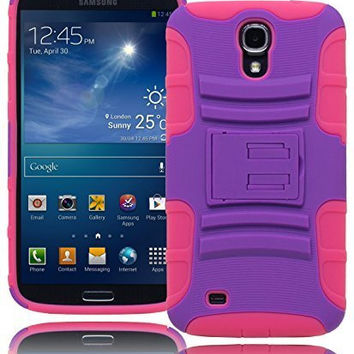 Purple and Pink  Case Cover  Samsung Galaxy Mega 6.3 i527