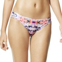 Target : Xhilaration® Juniors Hipster Swim Bottom -Geometric Print : Image Zoom
