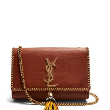 Kate whipstitched leather cross-body bag | Saint Laurent | MATCHESFASHION.COM UK
