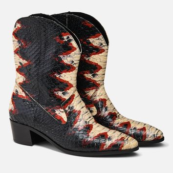 WESTERN BOOT TALL