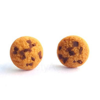 Free Shipping Chocolate Chip Cookies Miniature by MistyAurora