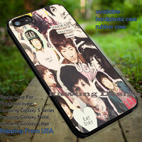 Oliver Sykes Collage iPhone 6s 6 6s+ 5c 5s Cases Samsung Galaxy s5 s6 Edge+ NOTE 5 4 3 #music #bmth dt