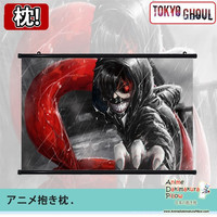 New Tokyo Ghoul Japanese Anime Art Wall Scroll Poster Limited Edition High Quality GZFONG054